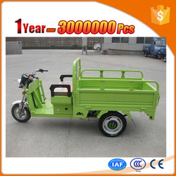 low noise electric truck cargo tricycle with fashion shape