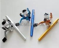cheap price mini hot pen style fishing rod