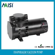 minielectric Stille luft micro dc einstufige mini luft vakuumpumpe