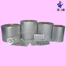 Stable quality and reasonable price PA/AL/PVC Alu Alu Foil pharmaceutical packaging