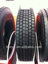 2014 hot selling high quality with all sizes KORYO brand radial truck tyre