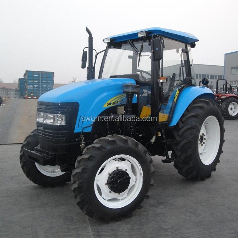 4 Wheel Drive Farm Tractors : Hp four wheel drive farm tractor model dq buy