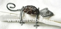 Gecko 3D-Napkin Holder