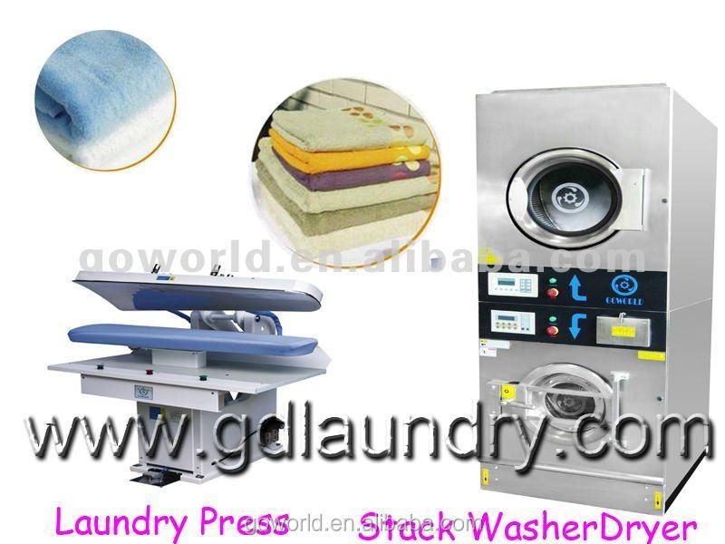 stack washing machine