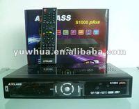 az class s1000 plus hd decodificador digital satellite nagra 3 receiver