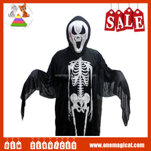 Halloween cosplay costume, ghost clothing,adult/child kid type