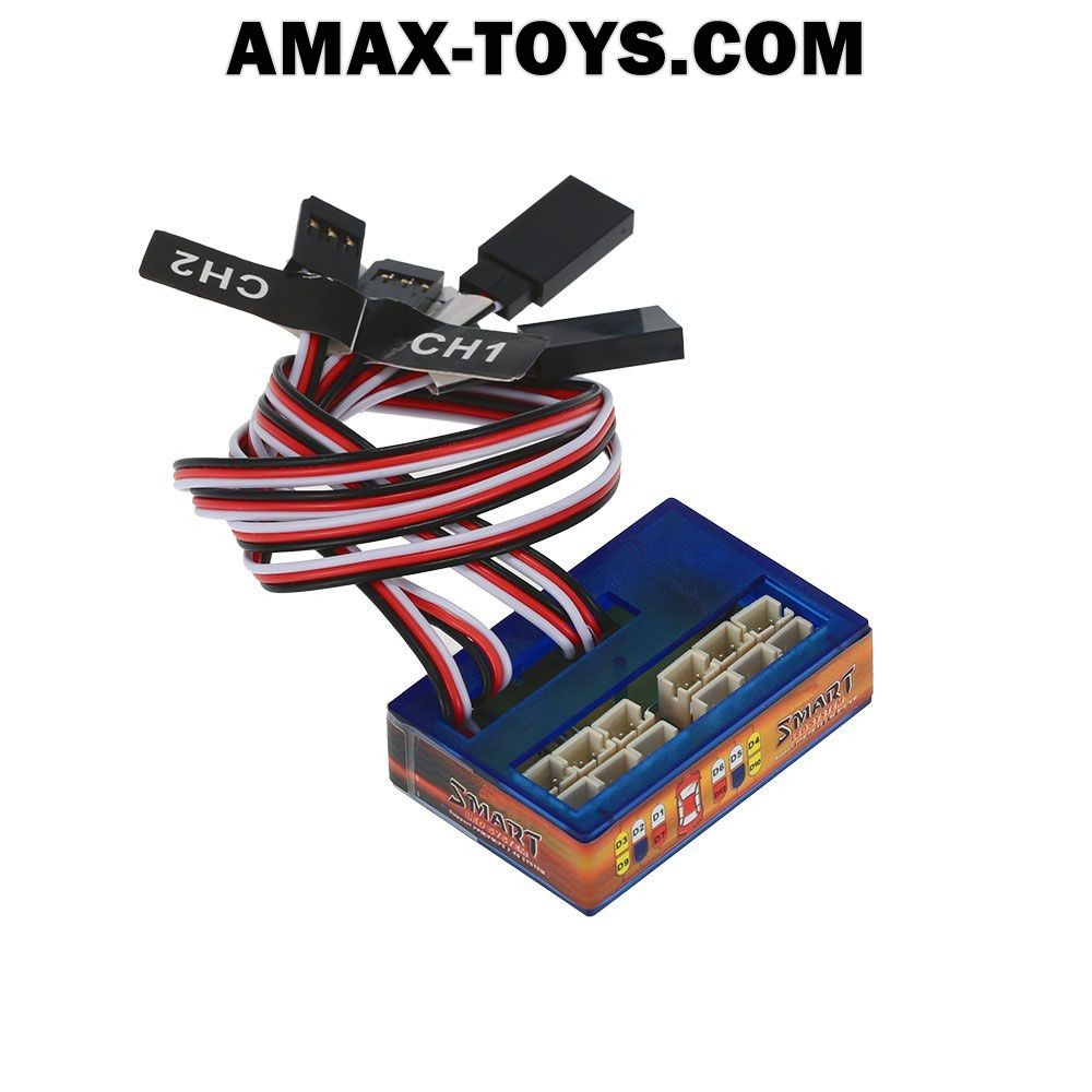 911004-Smart LED System Support PPM-FM-FS 2.4G System for 1-10 TAMIYA Touring Car-2_14.jpg