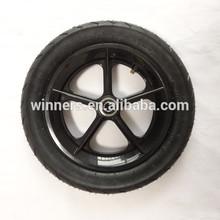 pulgadas 12 neumático de la rueda de la bicicleta