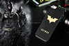 Cartoon Batman Plastic Mobile Phone Case For iPhone 5 5S