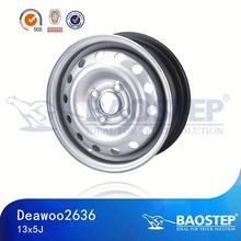 BAOSTEP New Design Bv Certified Steel Train Wheel