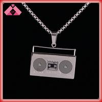 Fashion necklace voice recorder(QXNK150507)