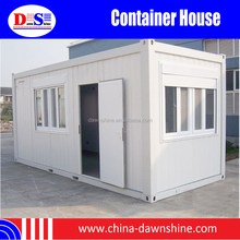 Container House for Office/Living/Toilet/Store/Hotel, Foldable Container Homes, Container House Price