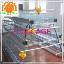 120 birds /cage poultry eggs chicken layer battery cages made in china factory