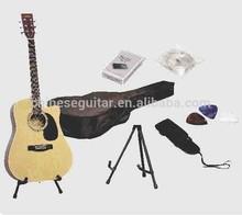 "Caliente venta 41 "" acoustic guitar kits"