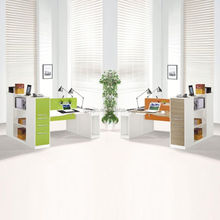2 person modern office furniture specification 3 drawer office desk executive table
