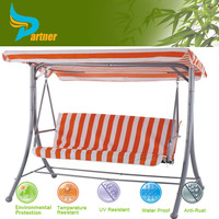 Free Standing Swing Chairs Children Two Seat Garden Swing Bed Kids Patio Swing Chair