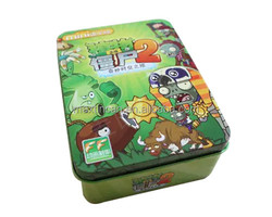 gift card holder tin box for game cards business card tin box