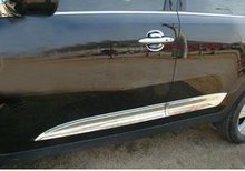 High quality!!!! upper window frame trims for kia sportager