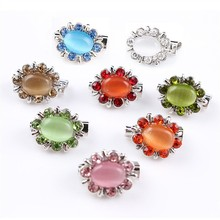 Cheap wholesale collar brooch hijab scarf pins