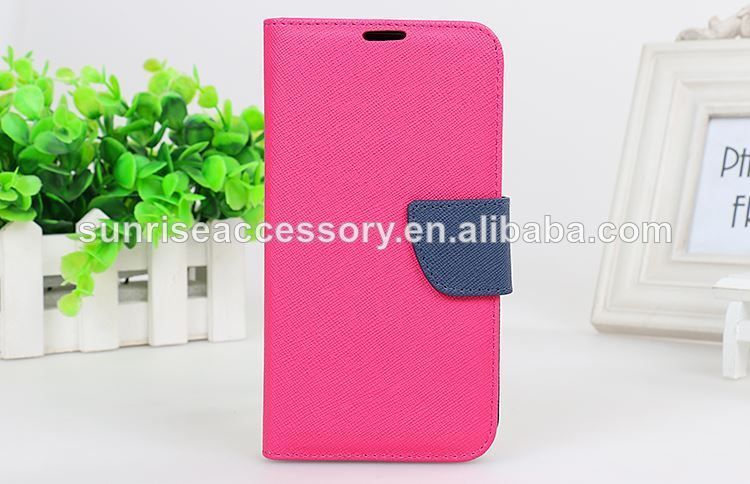 Wholesale New leather flip case for samsung s5,flip leather case for samsung s5,for samsung s5 flip leaterh case