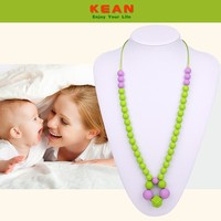Fashion Mom Food Grade Silicone Egyptian Style Necklace