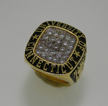 Youth baseball championship ring with Diamond bling bling
