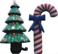 2013 inflatable tree for Christmas holiday
