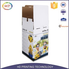 Recycled Custom Printing Corrugated Carton Paper Thin Cardboard Box