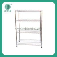 Heavy Duty Kitchen Stainless Steel Wire Shelves