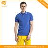 Blue Blank Cheap High Quality Polo Shirt