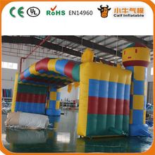 Latest arrival OEM design grand opening show inflatable archway for 2015