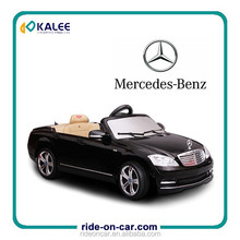 Mercedes-Benz Battery Operated Children Ride on Car 6V Electric Toy RC Car