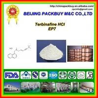 High quality & Lowest price Terbinafine HCl 78628-80-5:Terbinafine