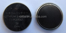 cr2032 cmos battery with connectors