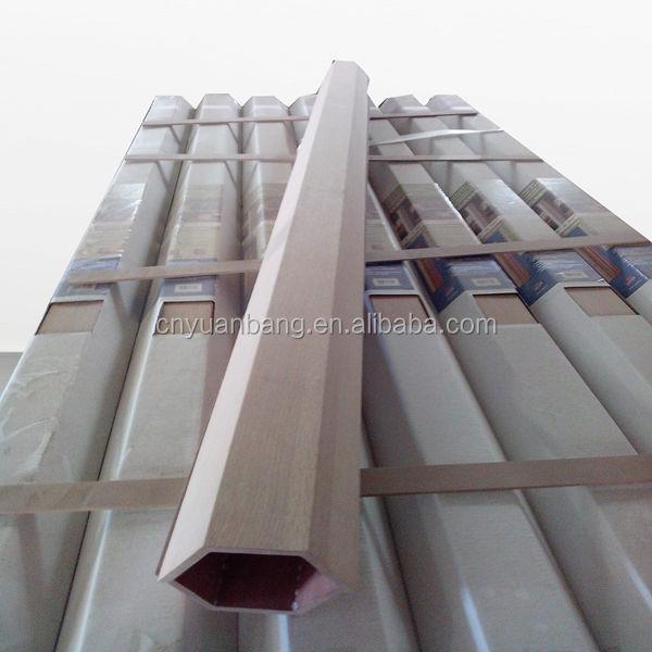 Interior white primed mdf column roman pillars column for Interior columns for sale