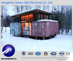 Prefabricated Cabin Container Home