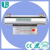 254nm LED UV Sterilizer in Water Tank to Kill Ich 550w 120GPM