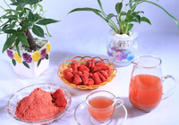 100% natural Banana strawberry Pomegranate Passion Concentrate fruit powder , freeze dried fruit juice powder