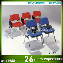 chairs with tables attached GS-2650 Training Chair With Tablet