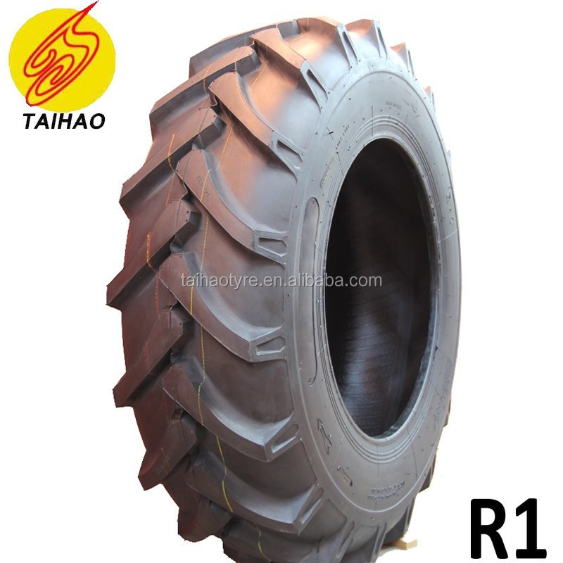 Backhoe Tire Brands : China taihao brand big tire tractor buy