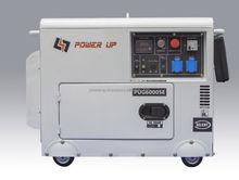 PUG6000SE - Single Phase 6KVA Diesel Generator