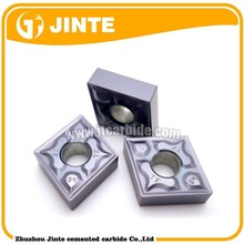 Made in Zhuzhou High Quality Cemented carbide turning insert/lathe tools CNMG090304