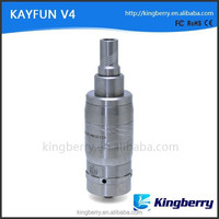 2014 New coming e cigarette products M tank glass tank and steel tank kayfun 4 kit