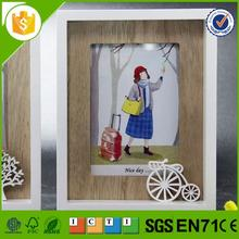 Professional hanging wooden photo frames with CE certificate