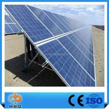 Solar Panels Pile Ground Mounting