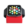 China supplier durable Silicone charger stand for apple watch stand accessory