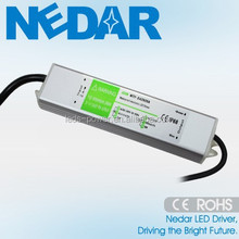 led edge light panel light driver 25w 300mA AC220 input constant current CE approval