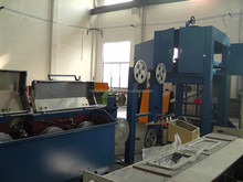 Copper Rod Breakdown wire cable bench-8mm in electric cable making machine