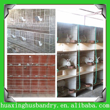 2014 new design rabbit farming cage, rabbit breeding cages, commercial rabbit cages