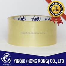 Factory price Bopp clear tape adhesive packing clear tape clear tape